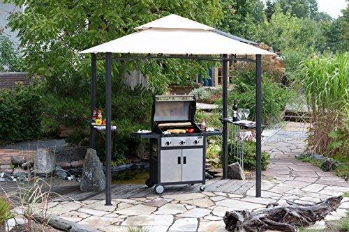 tepro grillpavillon fuer grillspass bei jedem wetter - Tepro Grillpavillon für Grillspass bei jedem Wetter