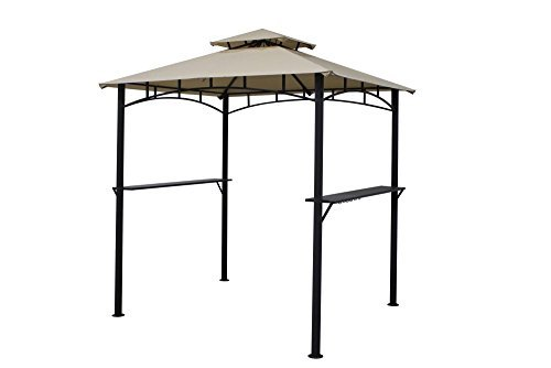 trendline ersatzdach fuer grillpavillon barbecue - TrendLine Ersatzdach für Grillpavillon Barbecue